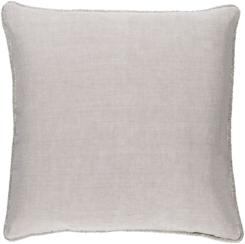 Sasha Throw Pillow Gray