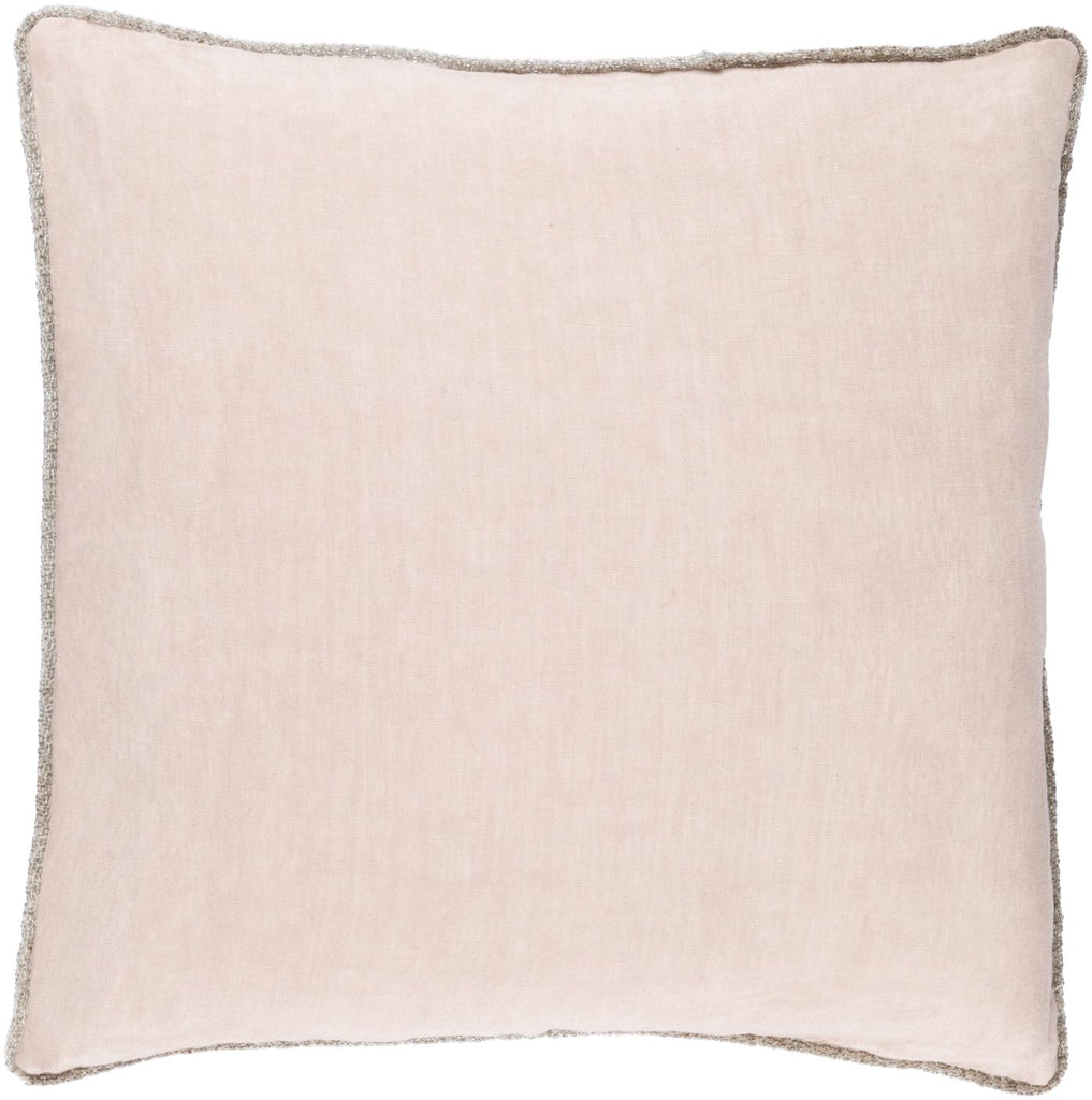 Sasha Throw Pillow Pink