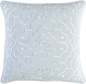 Adagio Throw Pillow Gray Neutral