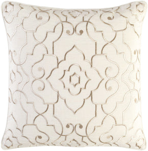 Adagio Throw Pillow Neutral