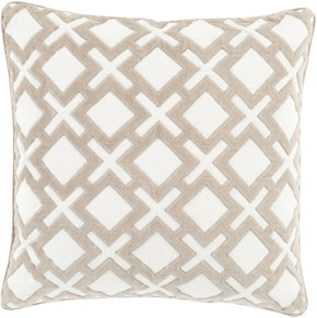 Alexandria Throw Pillow Neutral