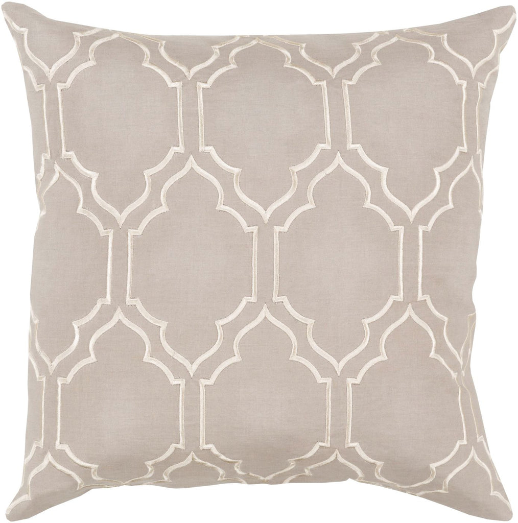 Skyline Throw Pillow Neutral