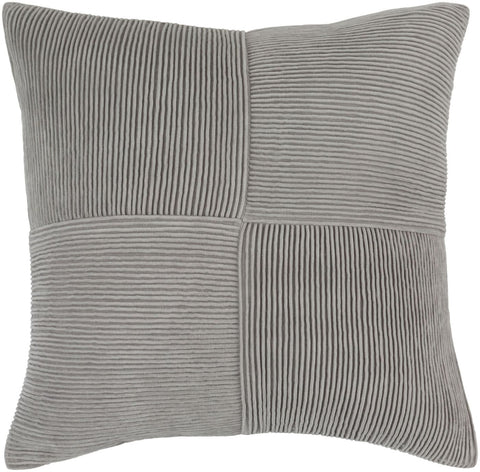 Conrad Throw Pillow Gray