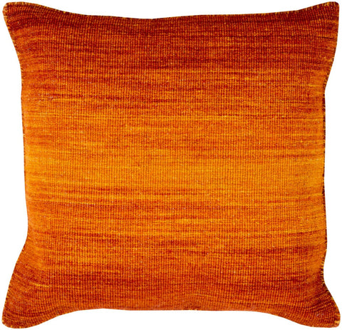 Chaz Throw Pillow Orange