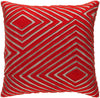 Denmark Throw Pillow Brown Orange