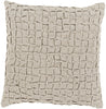 Diana Throw Pillow Gray Neutral