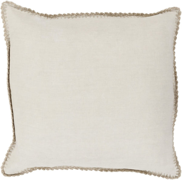 Elsa Throw Pillow Neutral