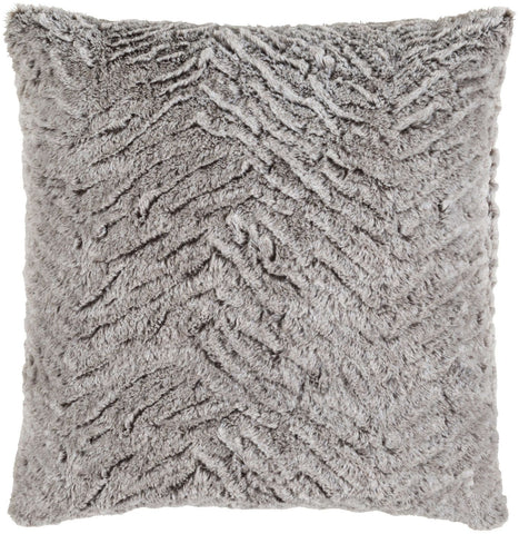 Felina Throw Pillow Gray Neutral