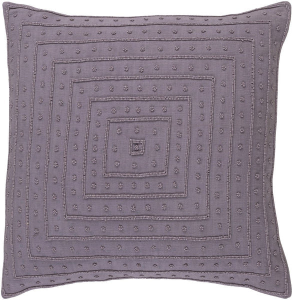Gianna Throw Pillow Purple