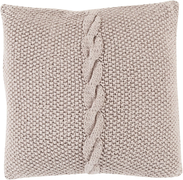 Genevieve Throw Pillow Neutral