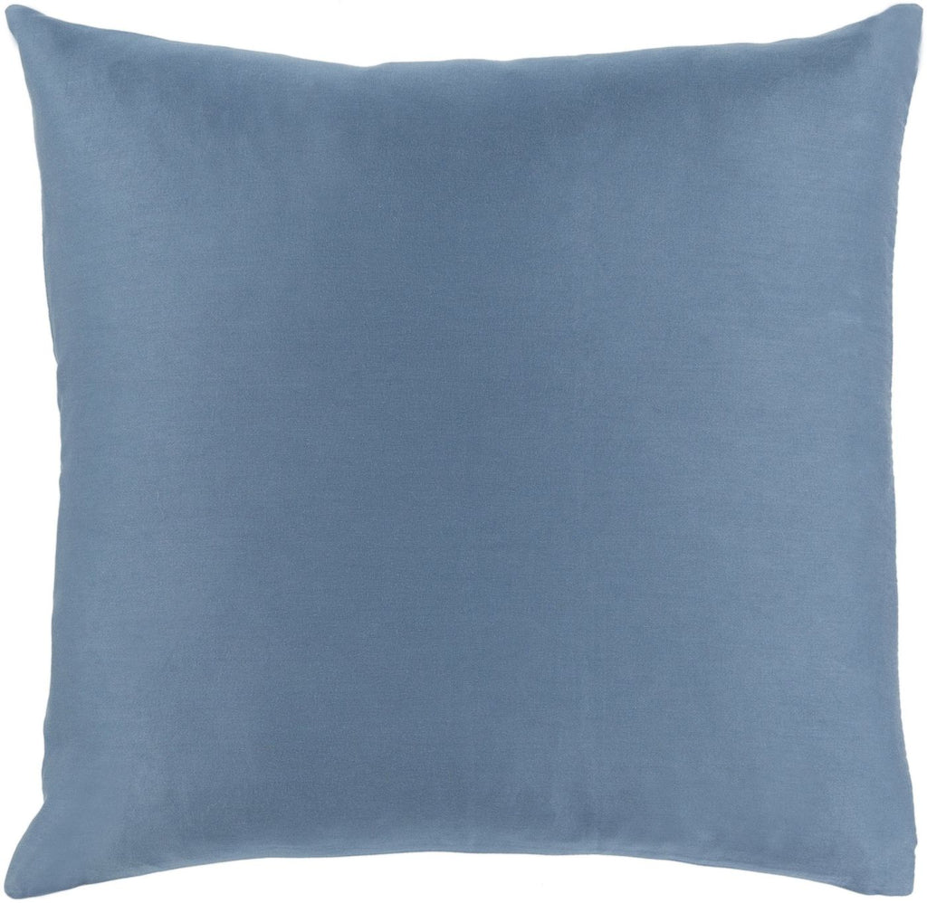 Griffin Throw Pillow Blue