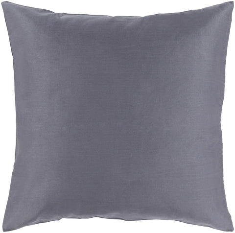 Griffin Throw Pillow Gray