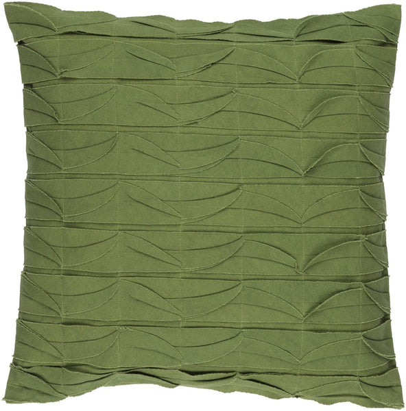 Huckaby Throw Pillow Green