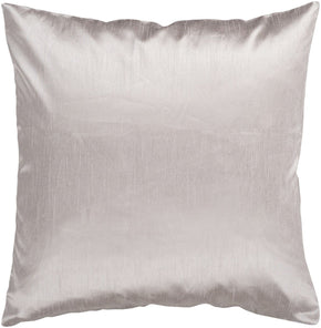 Solid Luxe Throw Pillow Neutral