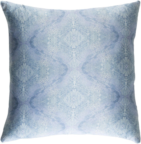 Kalos Throw Pillow Blue