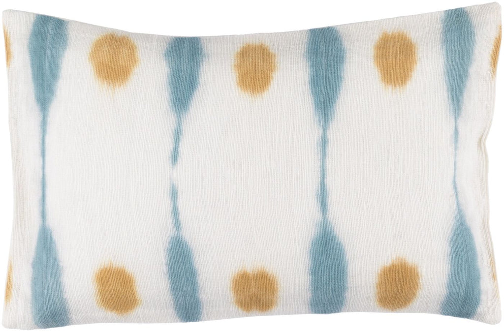 Kumo Throw Pillow Neutral Yellow