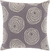 Sylloda Throw Pillow Gray Neutral