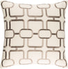 Lockhart Throw Pillow Brown
