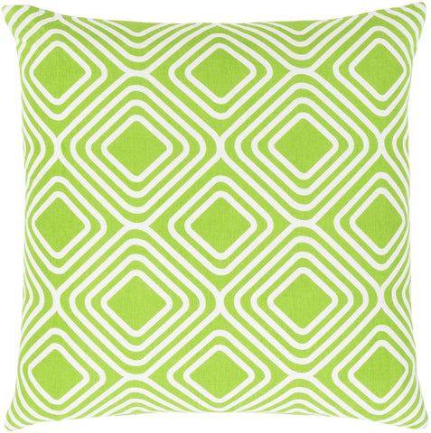 Miranda Throw Pillow Green Neutral