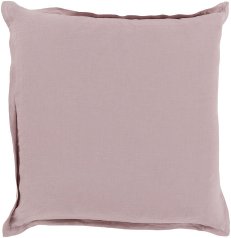 Throw Pillows - Surya OR003-1818D Orianna Throw Pillow Pink | 888473197454 | Only $43.80. Buy today at http://www.contemporaryfurniturewarehouse.com