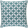 Perimeter Throw Pillow Green Neutral