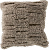 Mammoth Throw Pillow Neutral Yellow