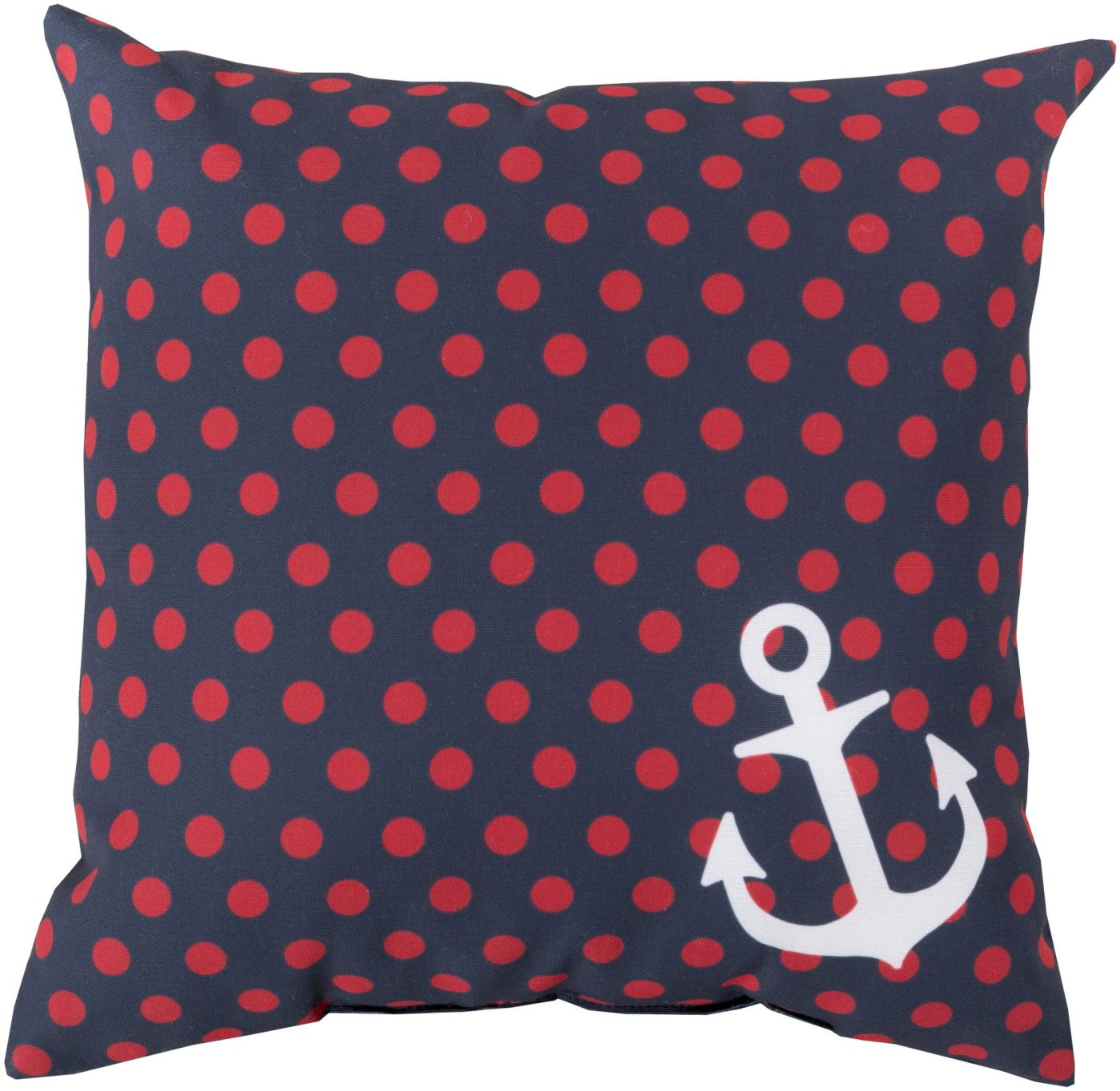 Throw Pillow Warehouse : Surya Rain Throw Pillow Blue, Red RG125-1818. Only $37.80 at Contemporary Furniture Warehouse.
