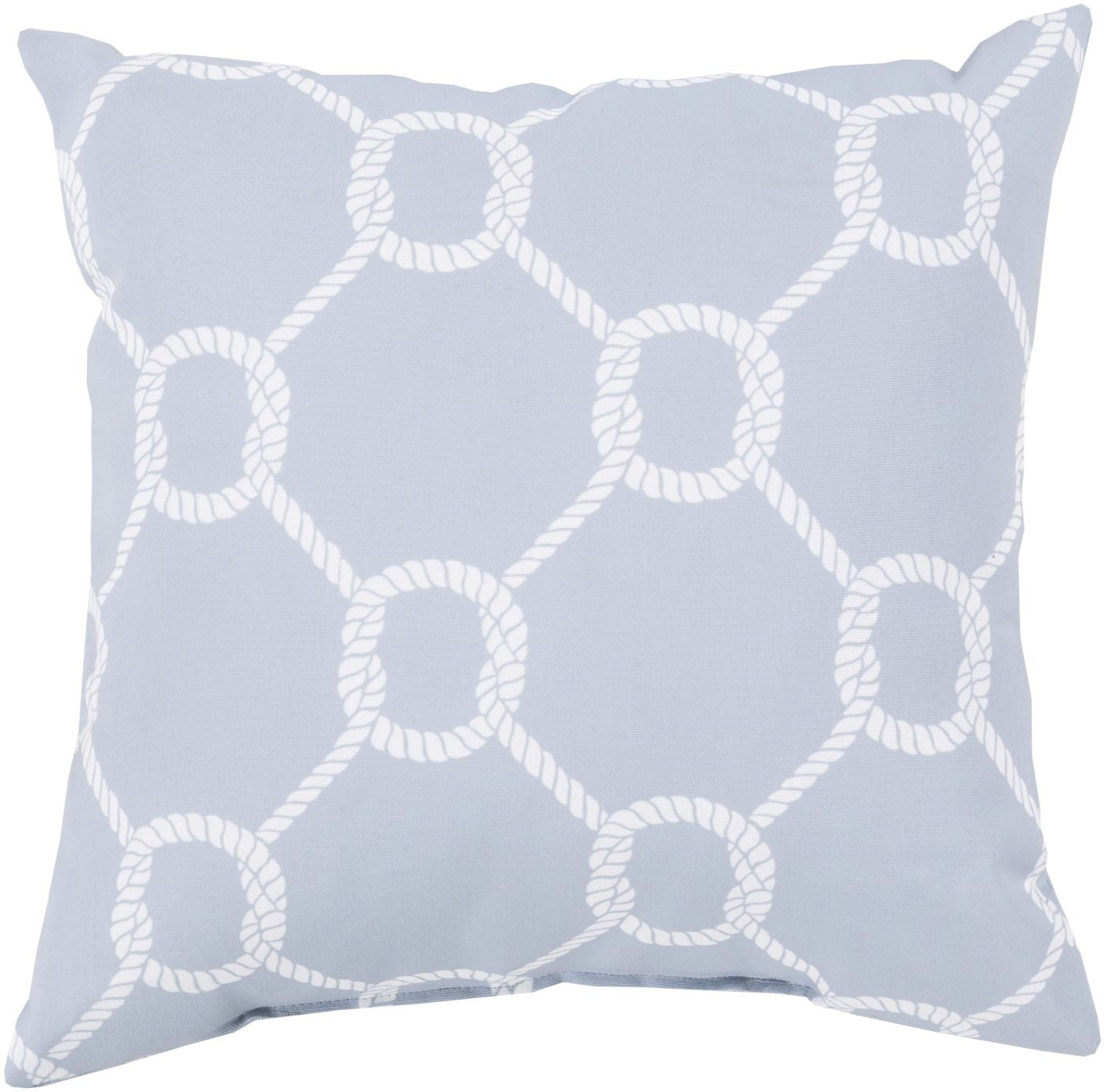 Surya Rain Throw Pillow Gray, Neutral RG148-1818. Only $37.80 at Contemporary Furniture Warehouse.