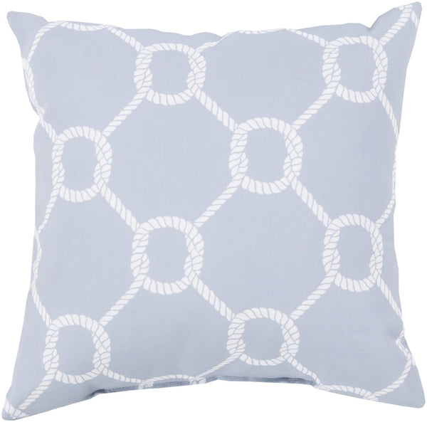 Rain Throw Pillow Gray Neutral