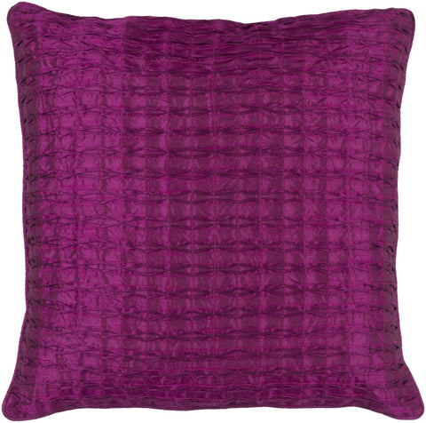 Rutledge Throw Pillow Purple