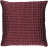 Rutledge Throw Pillow Red