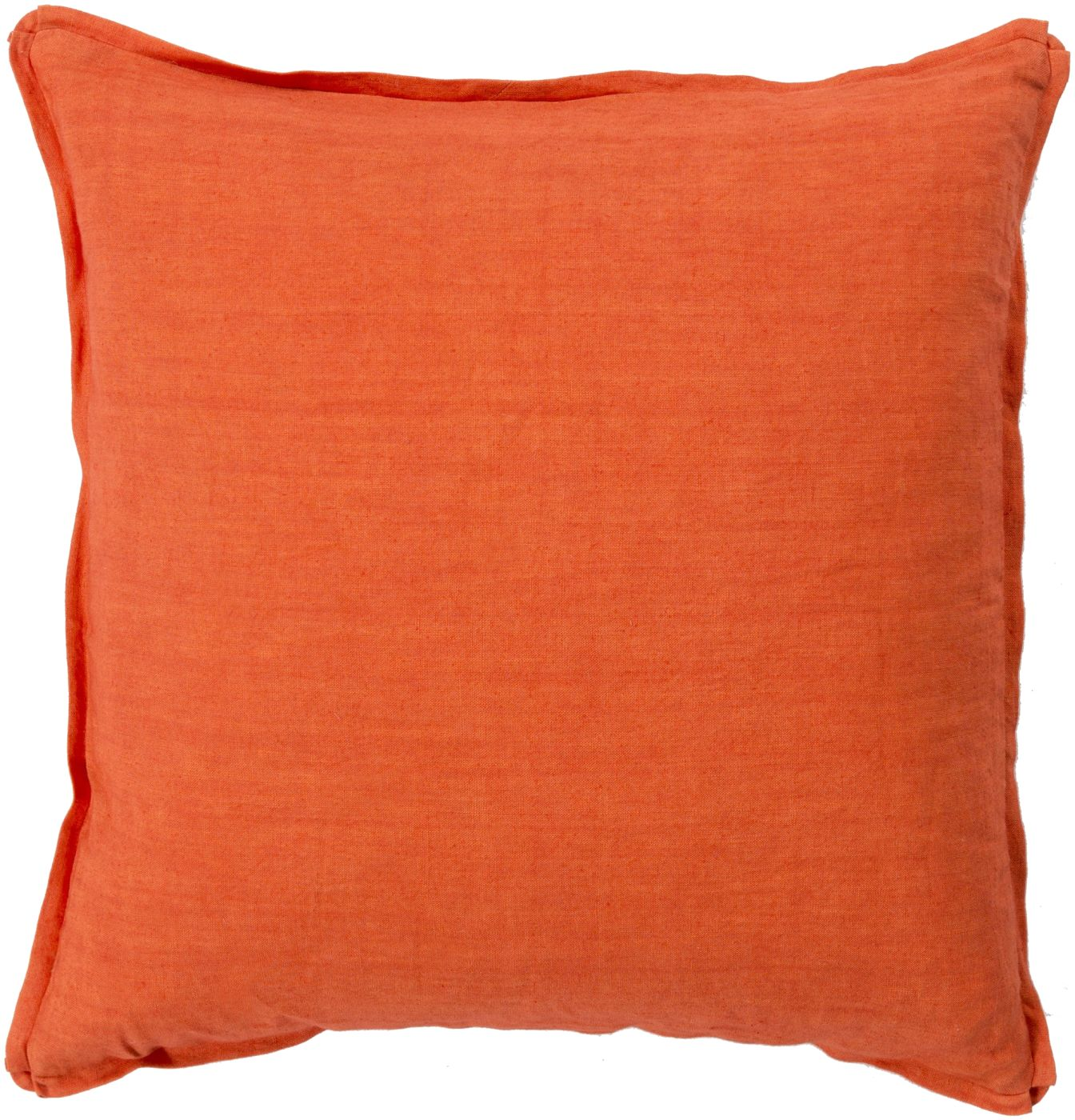 Throw Pillow Warehouse : Surya Solid Throw Pillow Orange SL003-2222D. Only $75.60 at Contemporary Furniture Warehouse.