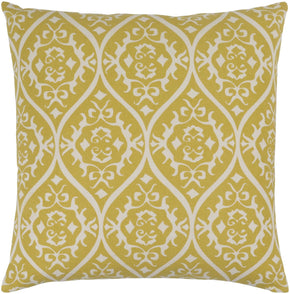 Somerset Throw Pillow Green Neutral