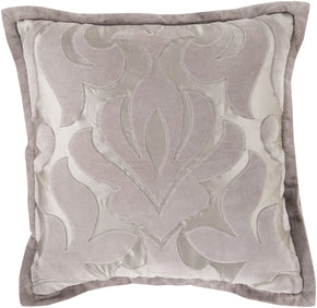 Sweet Dreams Throw Pillow Gray Neutral