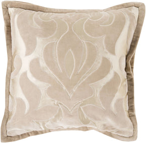 Throw Pillows - Surya SWD002-1818D Sweet Dreams Throw Pillow Neutral, Neutral | 888473053552 | Only $77.40. Buy today at http://www.contemporaryfurniturewarehouse.com