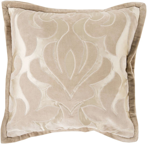 Throw Pillows - Surya SWD002-2020D Sweet Dreams Throw Pillow Neutral, Neutral | 888473053576 | Only $129.60. Buy today at http://www.contemporaryfurniturewarehouse.com