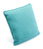 Throw Pillows - Zuo Modern ZUO-A11116 Turquoise Pillow Turquoise | 842896118830 | Only $24.80. Buy today at http://www.contemporaryfurniturewarehouse.com
