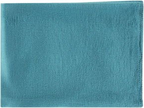 Thalia Traditional Woven Throw - Blue