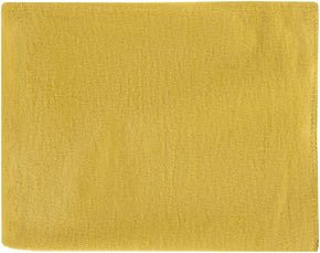 Thalia Traditional Woven Throw - Yellow