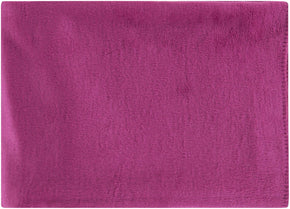 Thalia Traditional Woven Throw - Pink