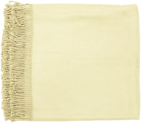 Tian Traditional Woven Throw - Neutral