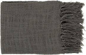 Tilda Traditional Woven Throw - Brown
