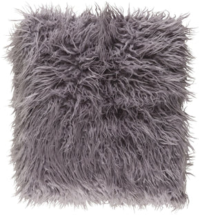 Throws - Surya TKH1000-5060 Kharaa Animal Knitted Throw - Grey | 888473525097 | Only $137.40. Buy today at http://www.contemporaryfurniturewarehouse.com