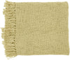 Tobias Traditional Woven Throw - Neutral