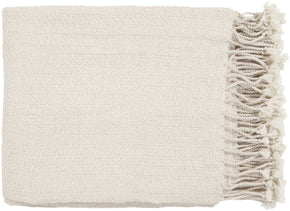 Turner Traditional Woven Throw - Neutral