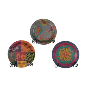 Caravan Tin Trays Multicolor Tray