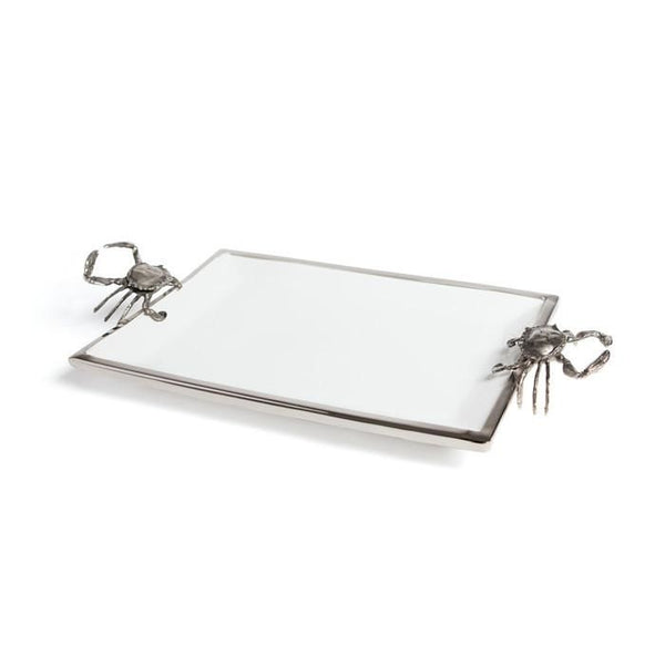High Tide Ceramic Platter Tray