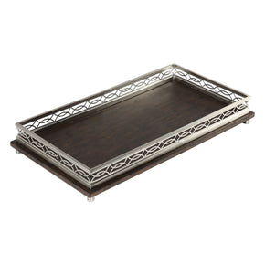 Gualtiero Nickel & Wood Tray