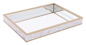 Mop Tray Mirror And