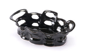 Bajo Tray Small Black